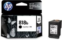 HP 818B Single Color Ink Cartridge(Black)