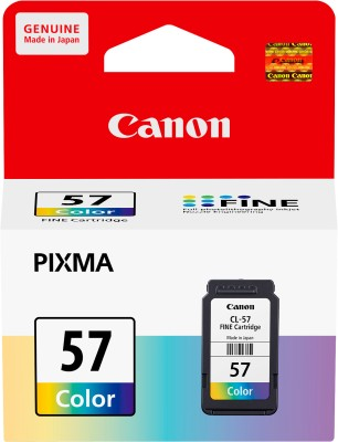 Canon CL57 Tricolor Ink Catridge(Magenta, Cyan, Yellow)