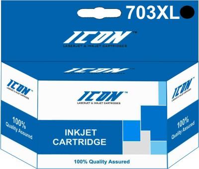 ICON 703XL Black Ink