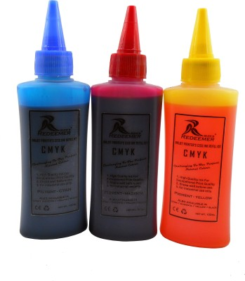 Redeemer SET OF 3 Multicolor Ink