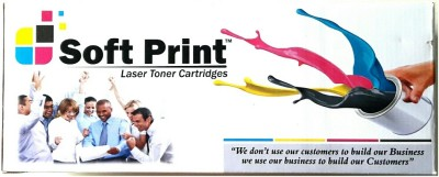 SOFT PRINT LASERJET Yellow Toner