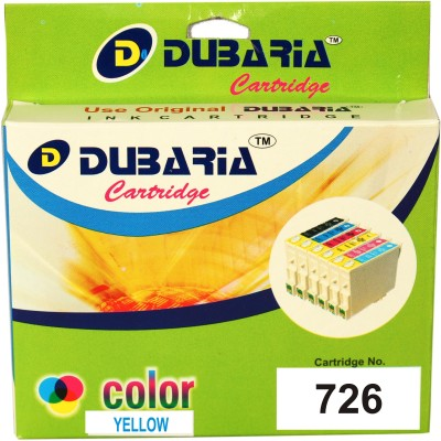 Dubaria Cl 726 Yellow Ink