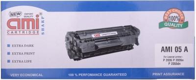 Ami Ami 05a Toner For Use In Hp 2035 , 2035n, 2055dn Black Toner