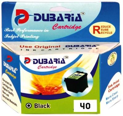 Dubaria Compatible canon PG 40 Cartridge Black Ink