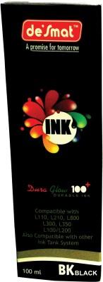 Desmat Epson Inkjet Printer Black Ink