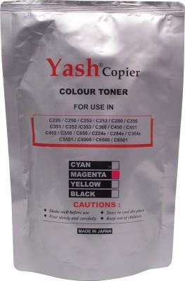 Yash Copier Magenta Toner 224e, 284e, 364e, 454e, 554e Magenta Toner