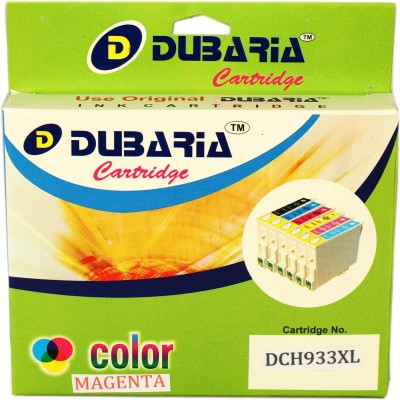 Dubaria 933xl / Cn055aa Cartridge - Hp Compatible For Use In Officejet 6600 6700 6100,276dw Mfp, 8600, 8610, 8620 ,251dw,8100 ,8630 Magenta Ink