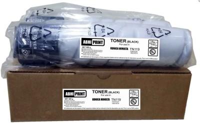 Abhi Print AP/R0116/TN119 Black Toner