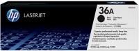 HP 36A Black LaserJet Toner Cartridge(Black)