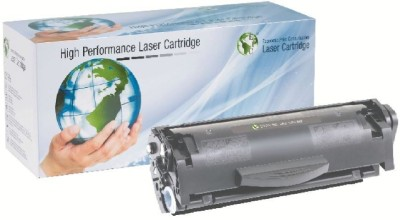 Tickles HP Compactible 36A / CB436A For Laserjet P1505, 1505n Black Toner