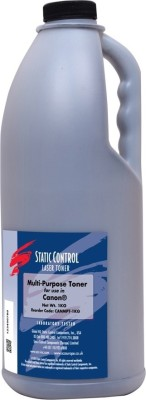 Static Control Compatible Powder for Canon IR 3570 / 4570 / 3530 Black Toner