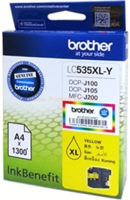 Brother Inkjet Yellow Ink