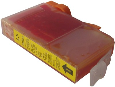 Max CN-003e Yellow Ink Cartridge Compatible for Canon Printer Prefilled Yellow Ink