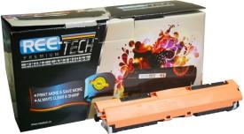 Reetech Laser Jet CE-312A/CF-352A Yellow Toner