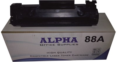 Alpha Corporation Hp Printer Hp P1007/1008 Black Toner