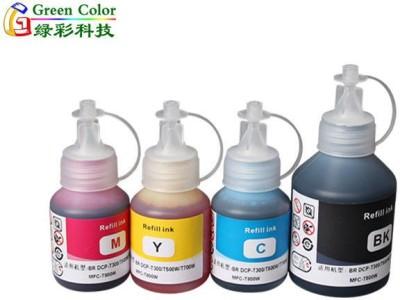 Flowjet BT5000, BT6000 for Brother DCP-T300, T500W,T700W,MFC-T800W Multicolor Ink