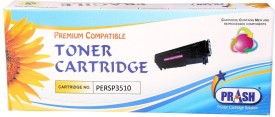 PRASH SP3510 Black Cartridge Toner cartridge for use in SP3510 Black Toner