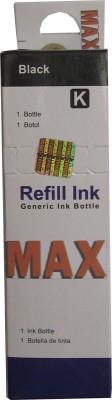 Max For Epson L800/801005/810 Printer 70ML Black Ink