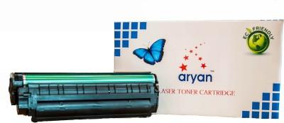 Aryan HP Laser Jet 1010, 1012, 1015, 3015, 3020, 3030, Series L100, MF4150, 4270, 4690,480 L100, Canon LBP-2900/3000 Black Toner