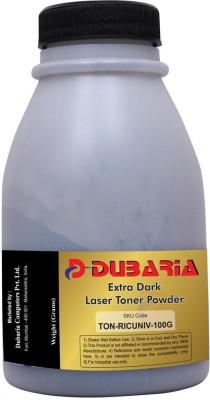 Dubaria Extra Dark Powder Universal for Ricoh SP 100/ SP200 / SP 300 / SP 3510 Cartridge-80 Grams Black Toner