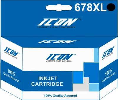 ICON 678XL Black Ink