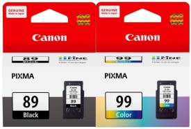 CANON PIXMA BLACK & MULTY COLOR Ink