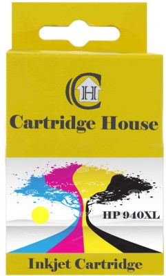 Cartridge House C4909A 940XL Yellow Ink