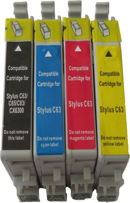 Max T0461 T0472 T0473 T0474 Compatible Cartridge For Epson Printer Prefilled Multicolor Ink