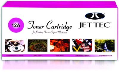 Jettec 12A Black Toner