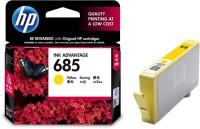 HP 685 Ink Cartridge(Yellow)