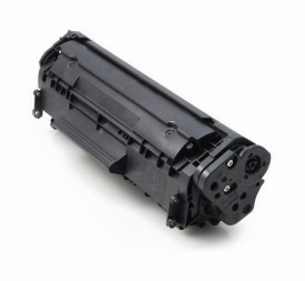 Print Cartridge 12A / Q2612A Cartridge - HP Compatible For Use in Laserjet 1010, 1012, 1015, 1018, 1020, 1022, 1022n, M1005 , M1319f , 3015 , 3020 AIO, 3030 AIO, 3050 AIO, 3050z AIO, 3052 AIO, 3055 AIO Black Toner