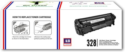 AB Cartridge Compatible Canon 328 Cartridge - For Use in Canon MF4400, 4410, 4420, 4430, 4450, 4412, 4550, 4570, 4720w, 4750, 4870dn, 4890dw Black Toner