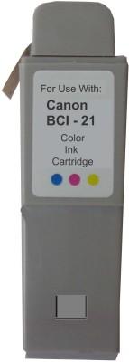 Max CN-0021 Compatible Tri-Color Cartridge Prefilled Tri Color Ink