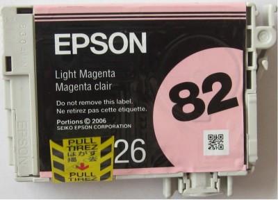 Epson Cartridge 82 Original Magenta Ink