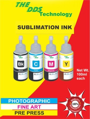 DDS Sublimation Inkjet Printer Multicolor Ink
