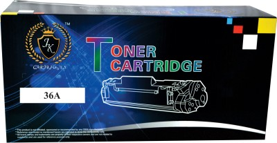 JK Cartridge 36A Black Toner