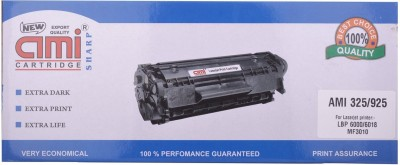 Ami 325/725/925 Toner Cartridge for use in CANON LBP 6000/6018/MF 3010 Black Toner