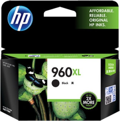 HP 960XL Black Ink Cartrdige(Black)
