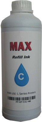 Max For Epson L-Series 1000ML Cyan Ink