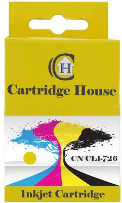 Cartridge House CN CLI 726 Yellow Ink
