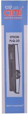 Ami Compatible Passbook Ribbon For Epson Plq-20 Black Toner