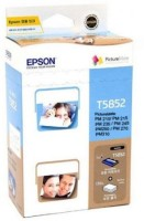 Epson T5852 Pm 210, 245 310 Multi Color Ink(Black, Magenta, Cyan, Yellow)