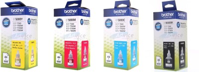 Brother T300 / T500 / T700 Multicolor Ink