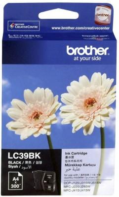 Brother LC39 Original Cartridge Black Ink
