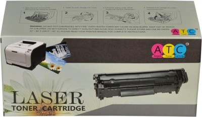 ANJANI TONERS CARTRIDGES Laser Printer Black Toner