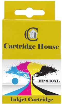 Cartridge House C4907A 940XL Cyan Ink