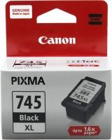 Canon Pixma PG 745 Single Color Ink(Black)