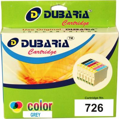 Dubaria Cl 726 Grey Ink