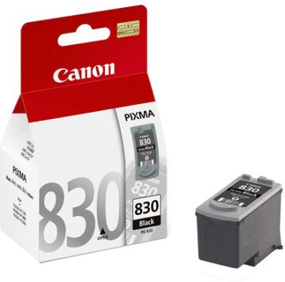 Canon PG 830 Black Ink cartridge(Black)