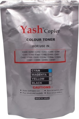 Yash Copier Color Toner Cyan Ink